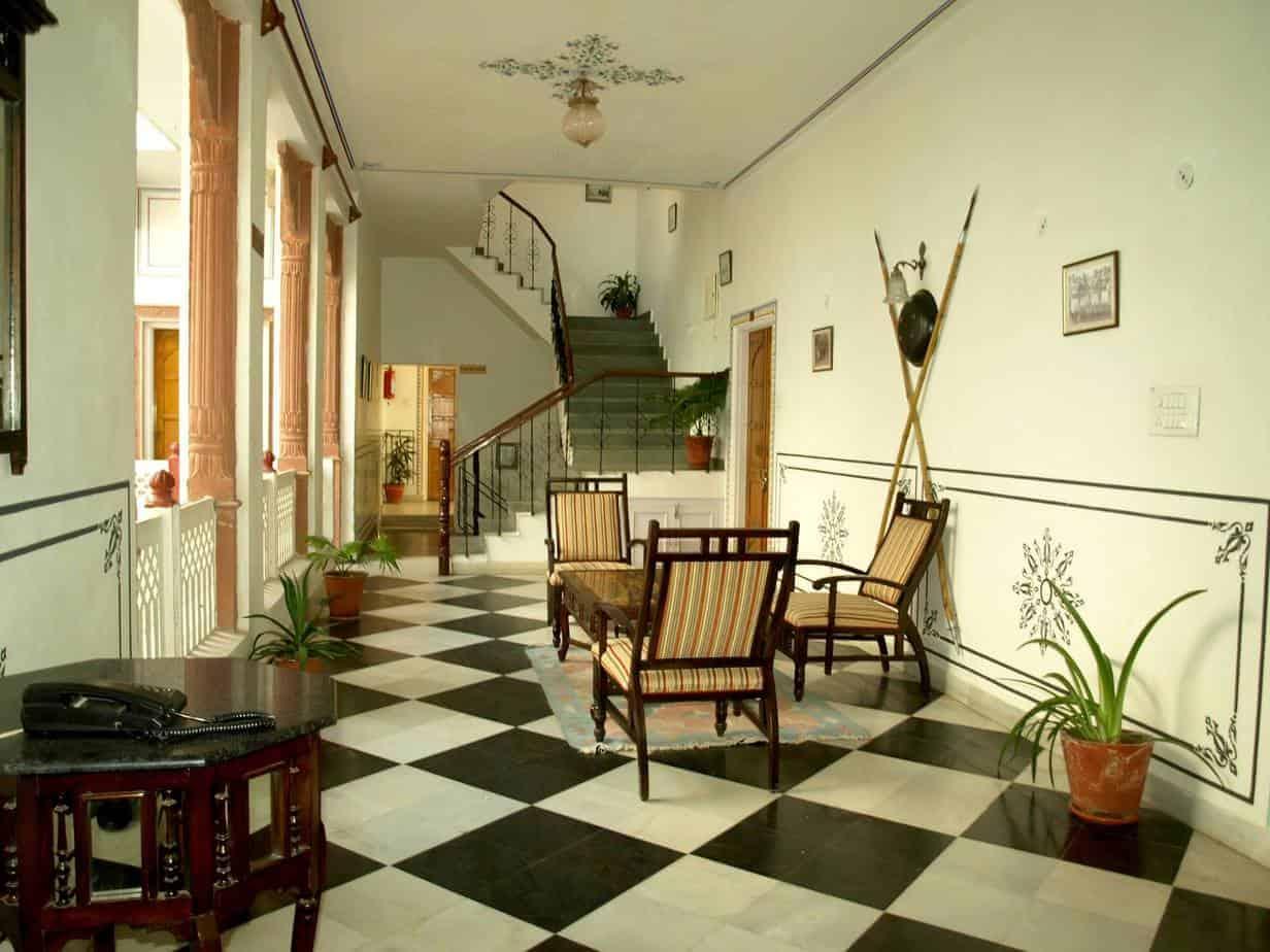 Rajasthan, Hotel in Jaipur
