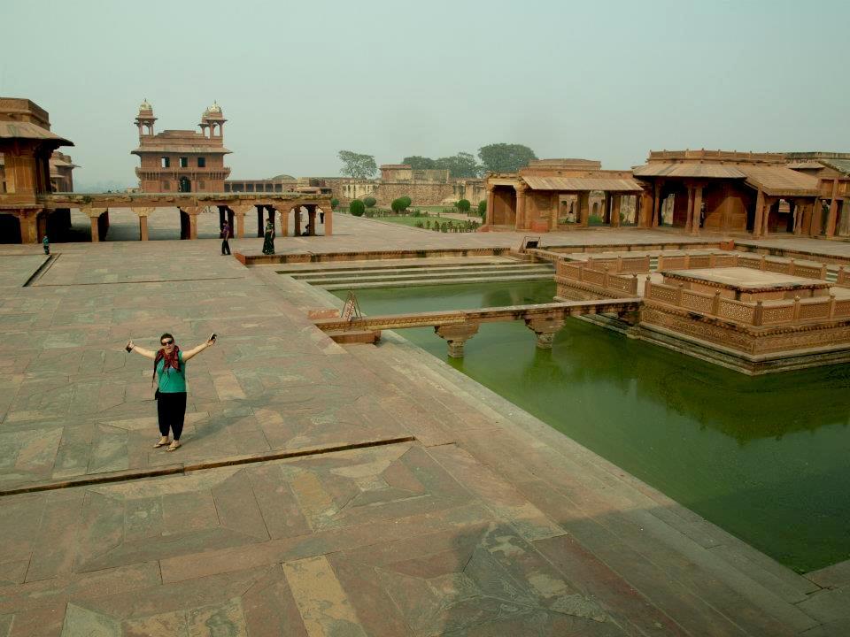 Rajasthan (Jaipur), Amber Fort Temple