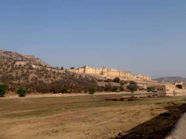 Rajasthan castle