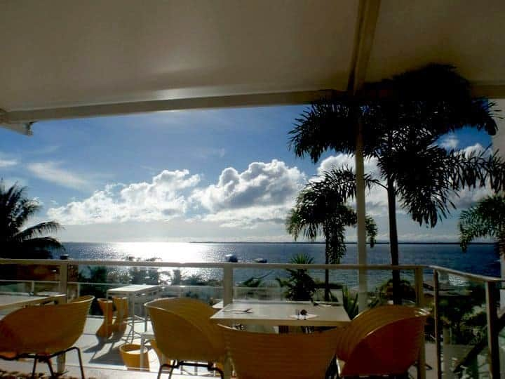 Be resort sea view in cebu beach resorts