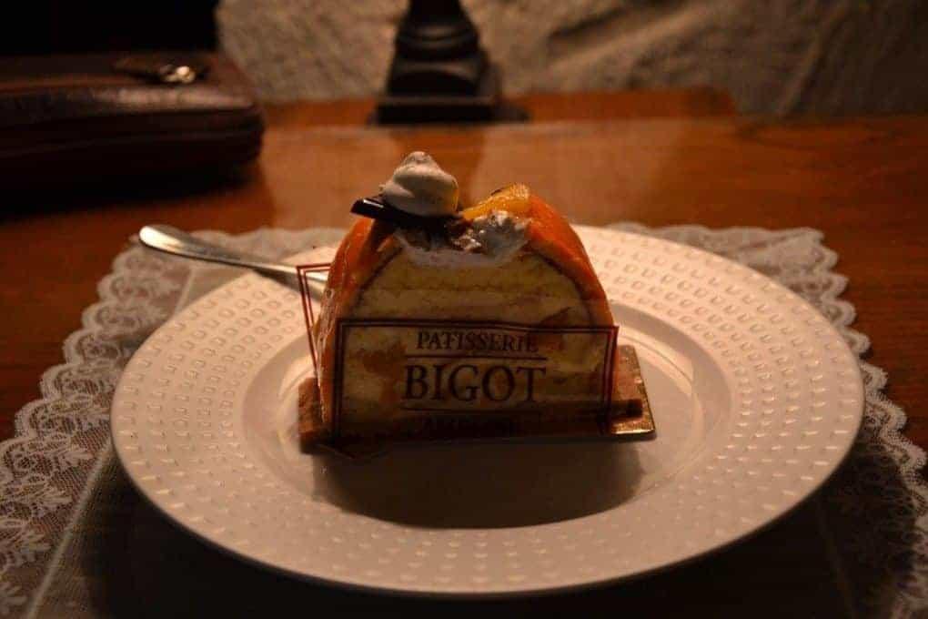 Patisserie Bigot in Chateaux Amboise