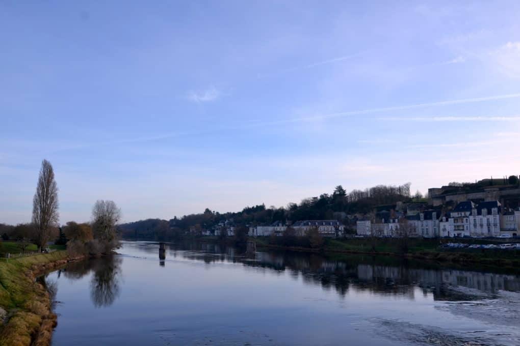 Chateaux Amboise river
