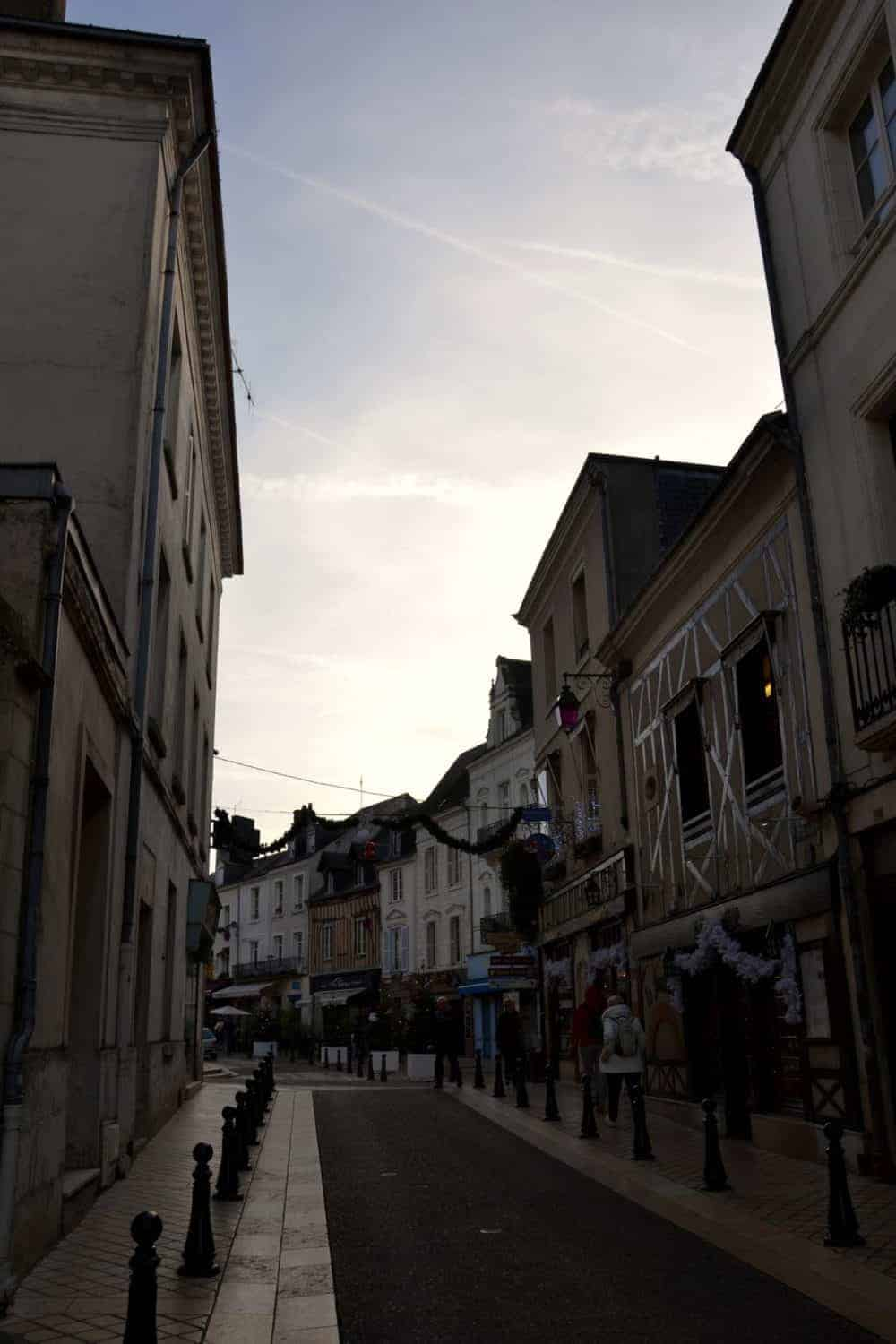 Chateaux Amboise street