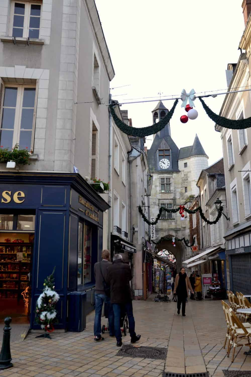 Restaurants in Chateaux Amboise