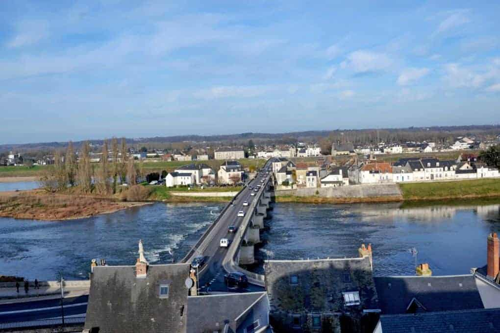 Bridge in Chateaux Amboise
