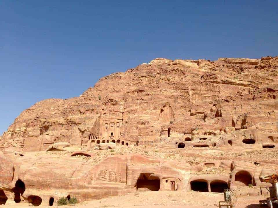 Petra Jewel of Jordan - maninio.com - Jordan wonders - Ancient tombs