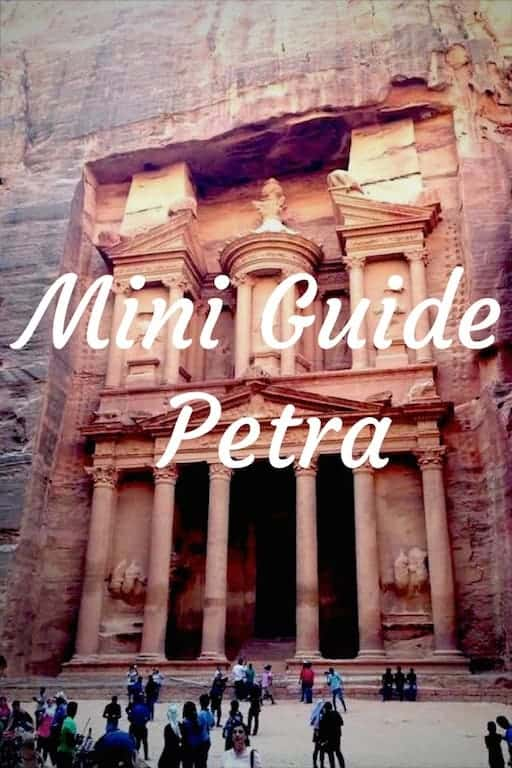 Petra – The Jewel of Jordan, Part 1 (Mini Guide)