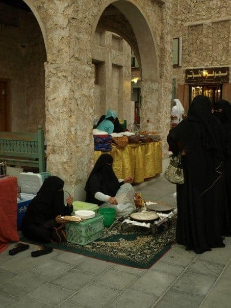 Arabic Women in Qatar