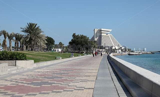 Sheraton hotel in Qatar