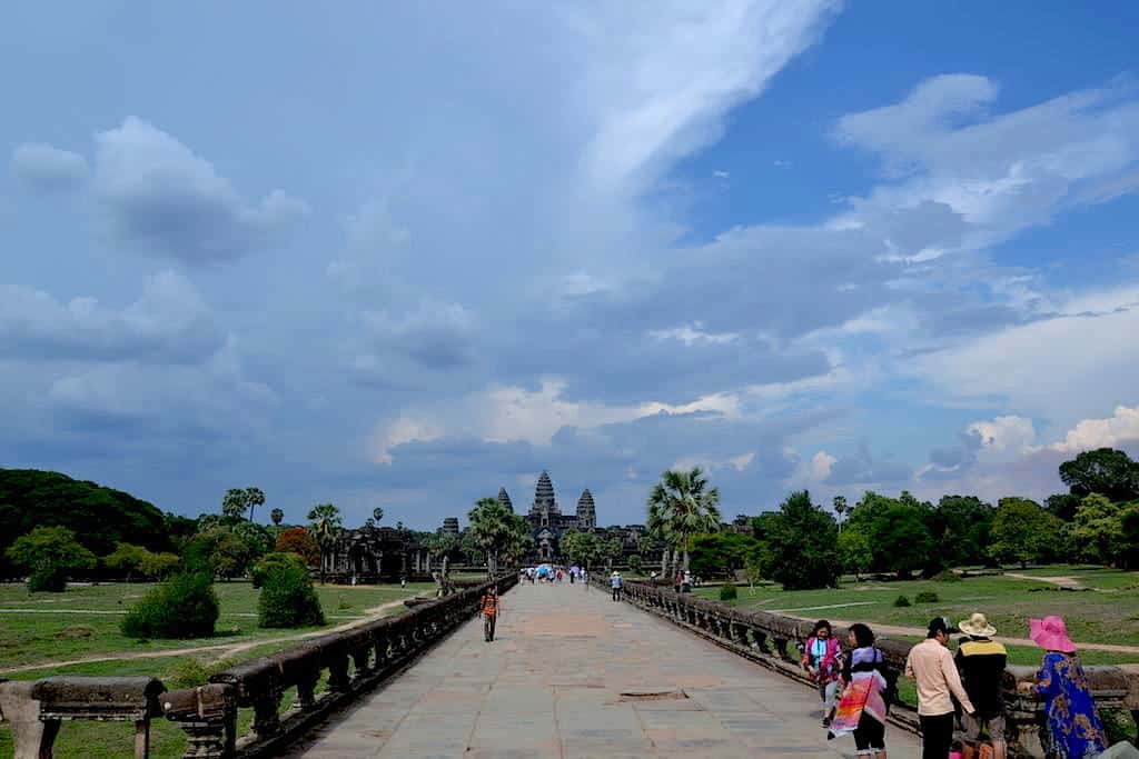 Angkor Wat Temple, siem reap attractions