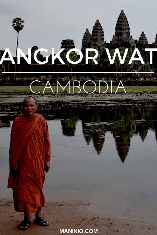 Angkor Wat Buddhist Temple – Siem Reap