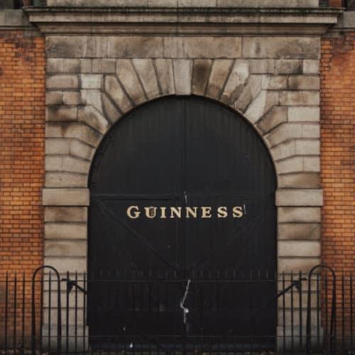Dublin Brewery door