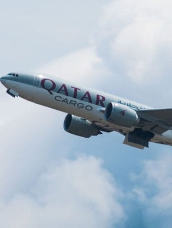 Qatar Airways Plane