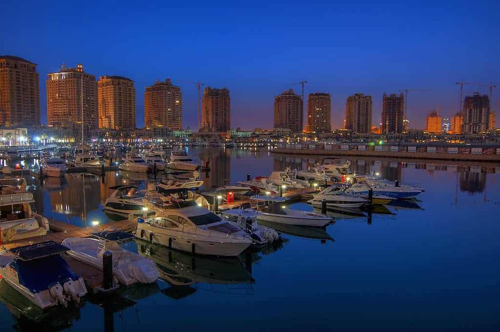 Pearl in Qatar