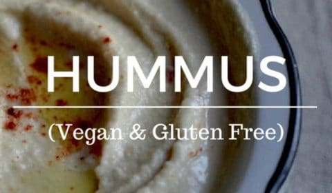 original arabic hummus