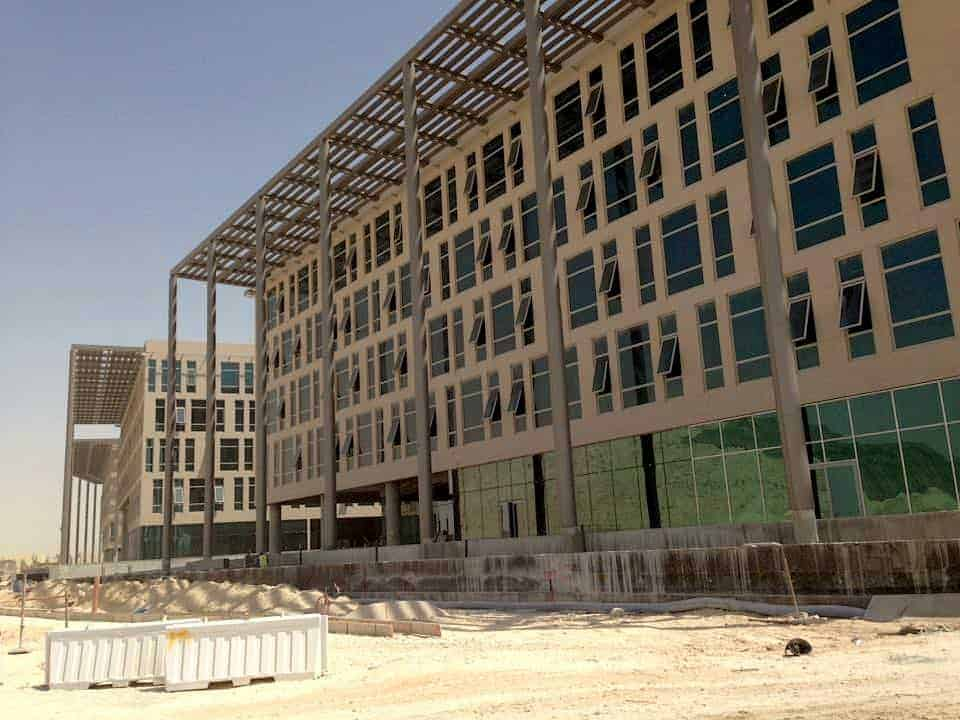 Convention Center Doha maninio.com #constructiondoha #pearlqatar