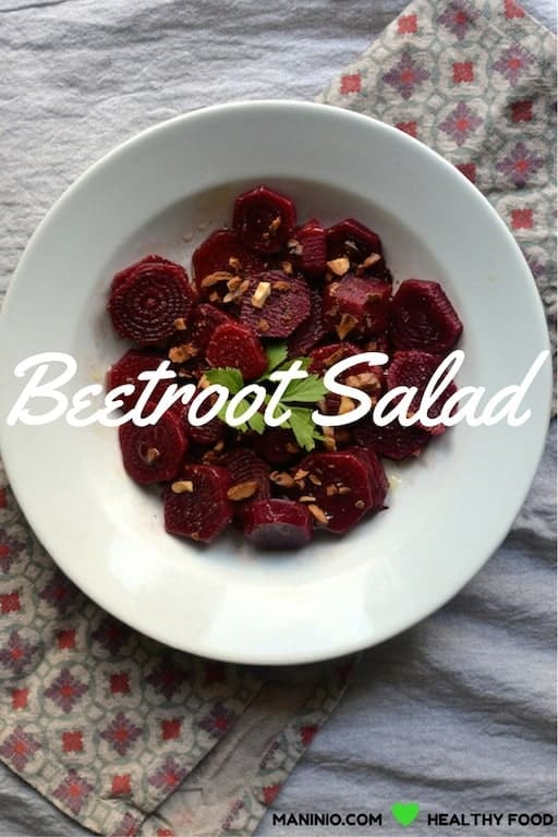 4+ Beetroot Salad Ideas