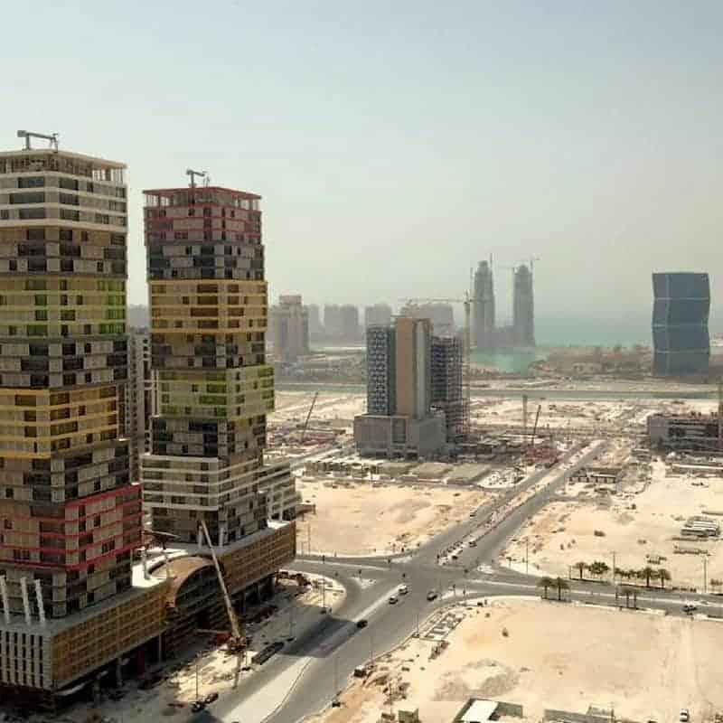 Γυναίκες Μηχανικοί στις Κατασκευές – Κατάρ