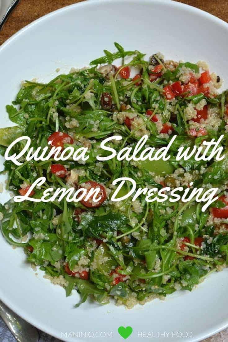 quinoa salad vegan