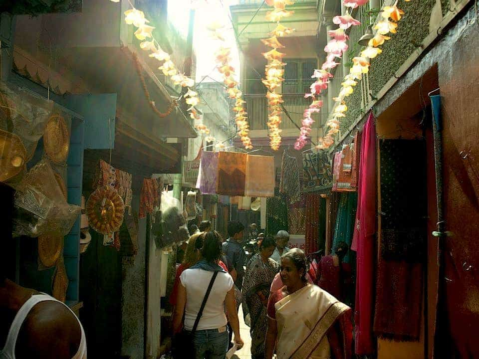 Markets in Varanasi