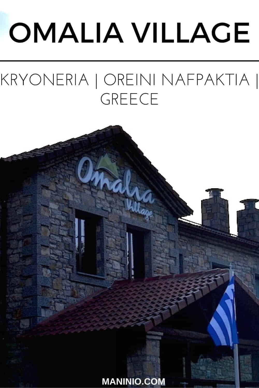 Omalia Village | Kryoneria, Oreini Nafpaktia | Greece