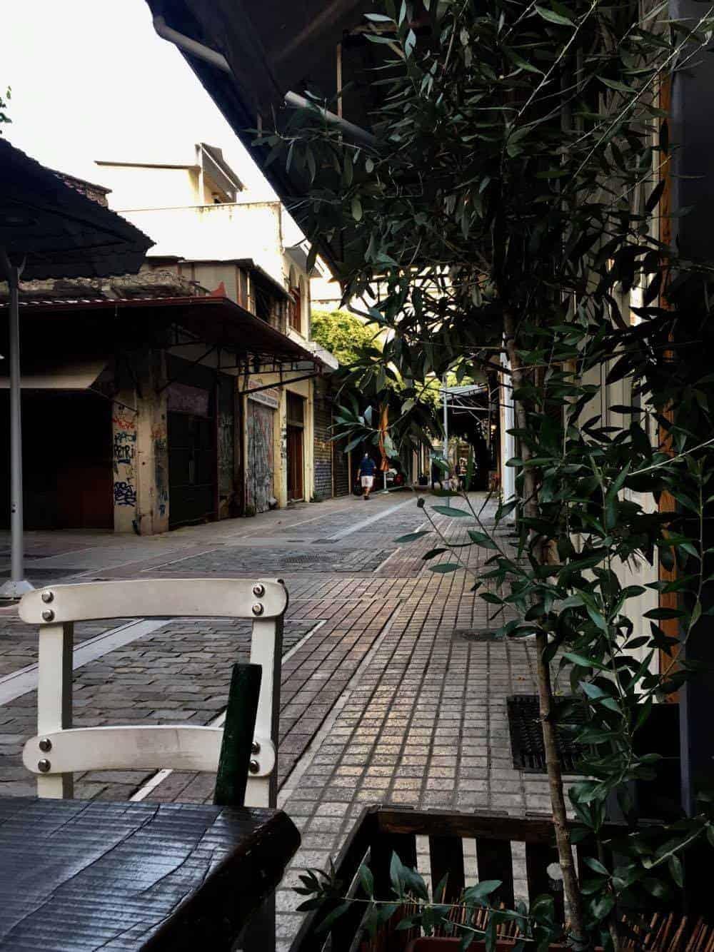 Χορτοφαγική Θεσσαλονίκη. maninio.com