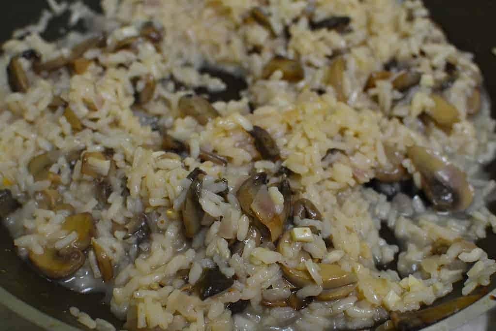 Mushroom - www.maninio.com- risotto