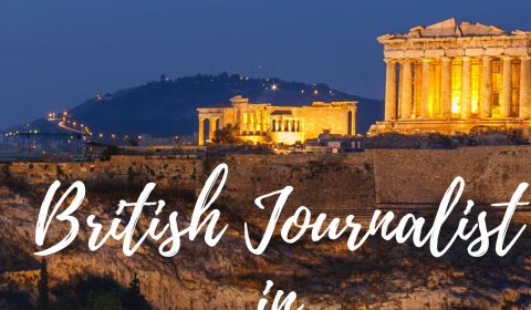 British Living in Greece - Expat Interviews. maninio.com #expatinterviews #expatsingreece