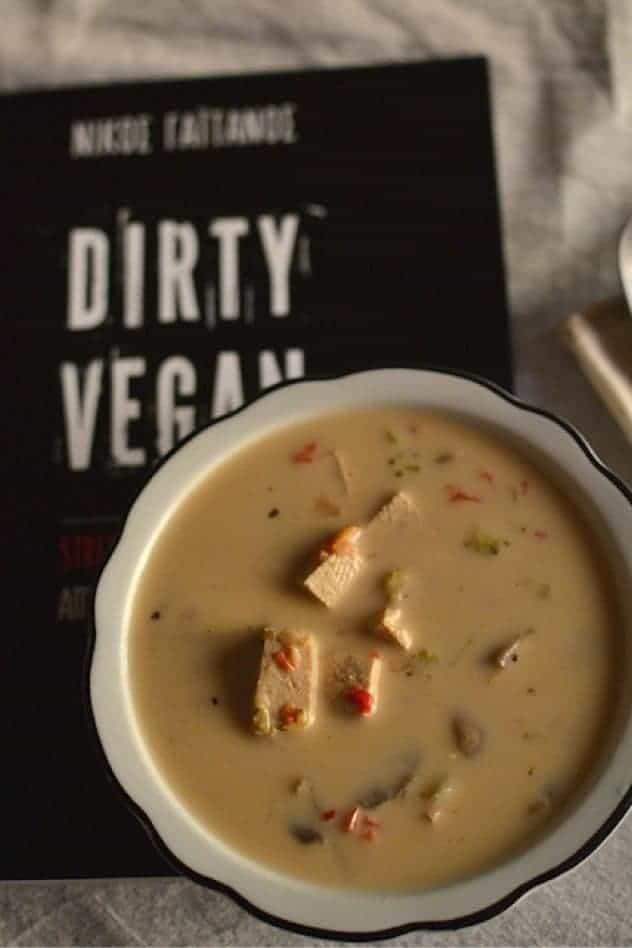 Σούπα Τόμ Γιάμ - Ταϊλάνδη   Σούπερα Διαγωνισμός! 2 Αντίτυπα του βιβλίου Dirty Vegan.maninio.com