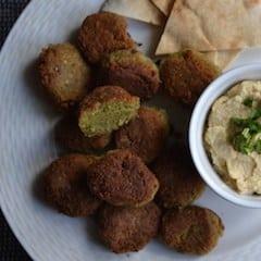 Αυθεντικό Φαλάφελ με ρεβίθια | Μέση Ανατολή, Vegan και Χωρίς Γλουτένη