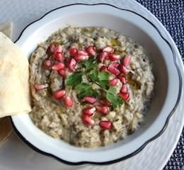 The original Arabic Baba Ganoush. maninio.com