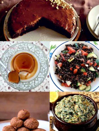 35+ Vegan Προτάσεις φαγητού για Χριστούγεννα και Πρωτοχρονιά. maninio.com