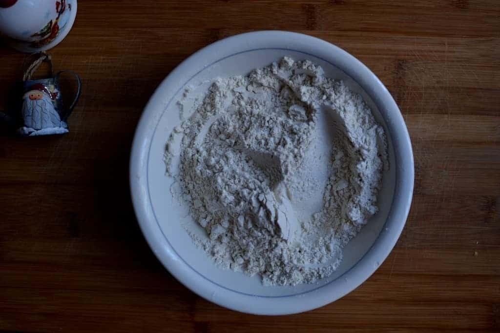 Άλευρα για Αρωματική Vegan Βασιλόπιτα