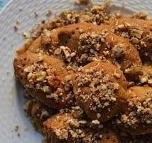 Vegan Μελομακάρονα | Με ζάχαρη καρύδας και Αγαύη.maninio.com