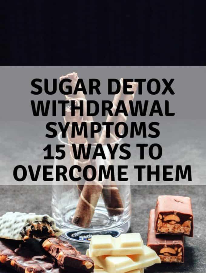 Sugar Detox   Withdrawal Symptoms and 15 ways to overcome them. MANINIO.COM