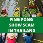 ping pong show scam in thailand