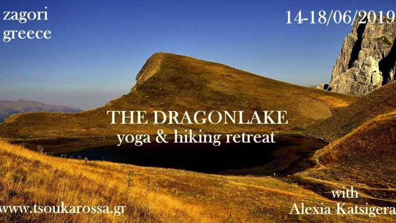yoga retreat and hiking