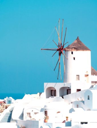 santorini willmill