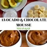 AVOCADO MOUSSE COLLAGE
