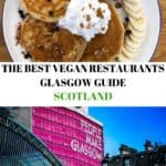 collage vegan restaurants glasgow