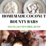 Vegan bounty collage