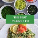 TABBOULEH INGREDIENTS