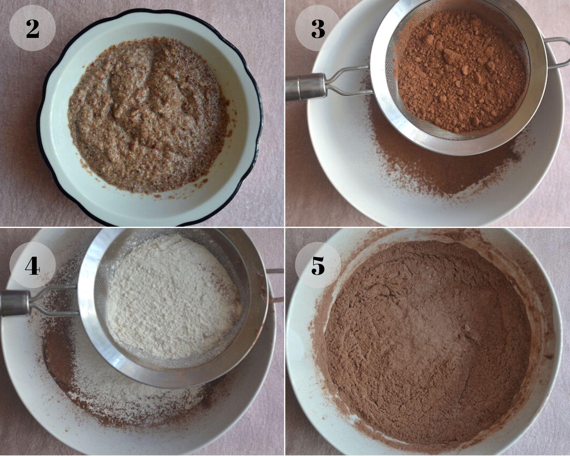 brownies collage