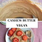 pinterest cashew butter
