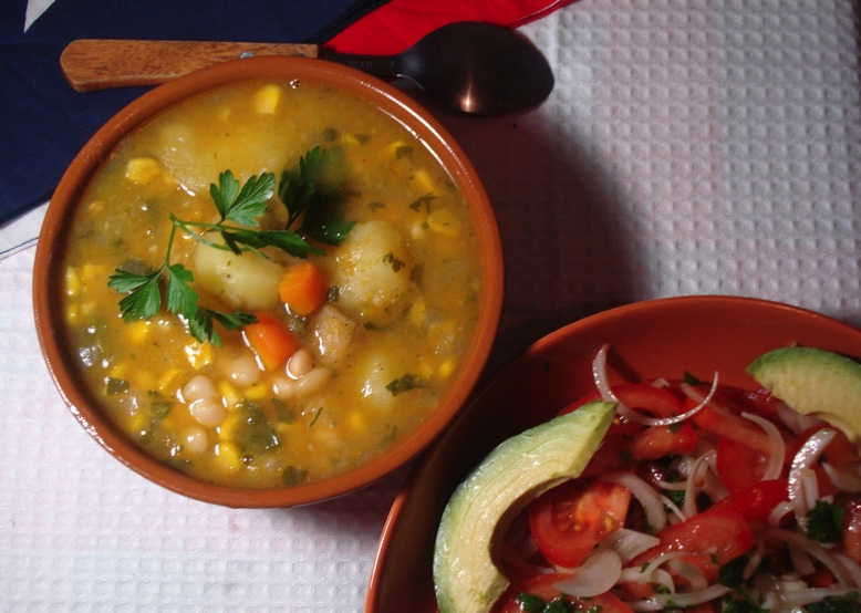 stew in Chile