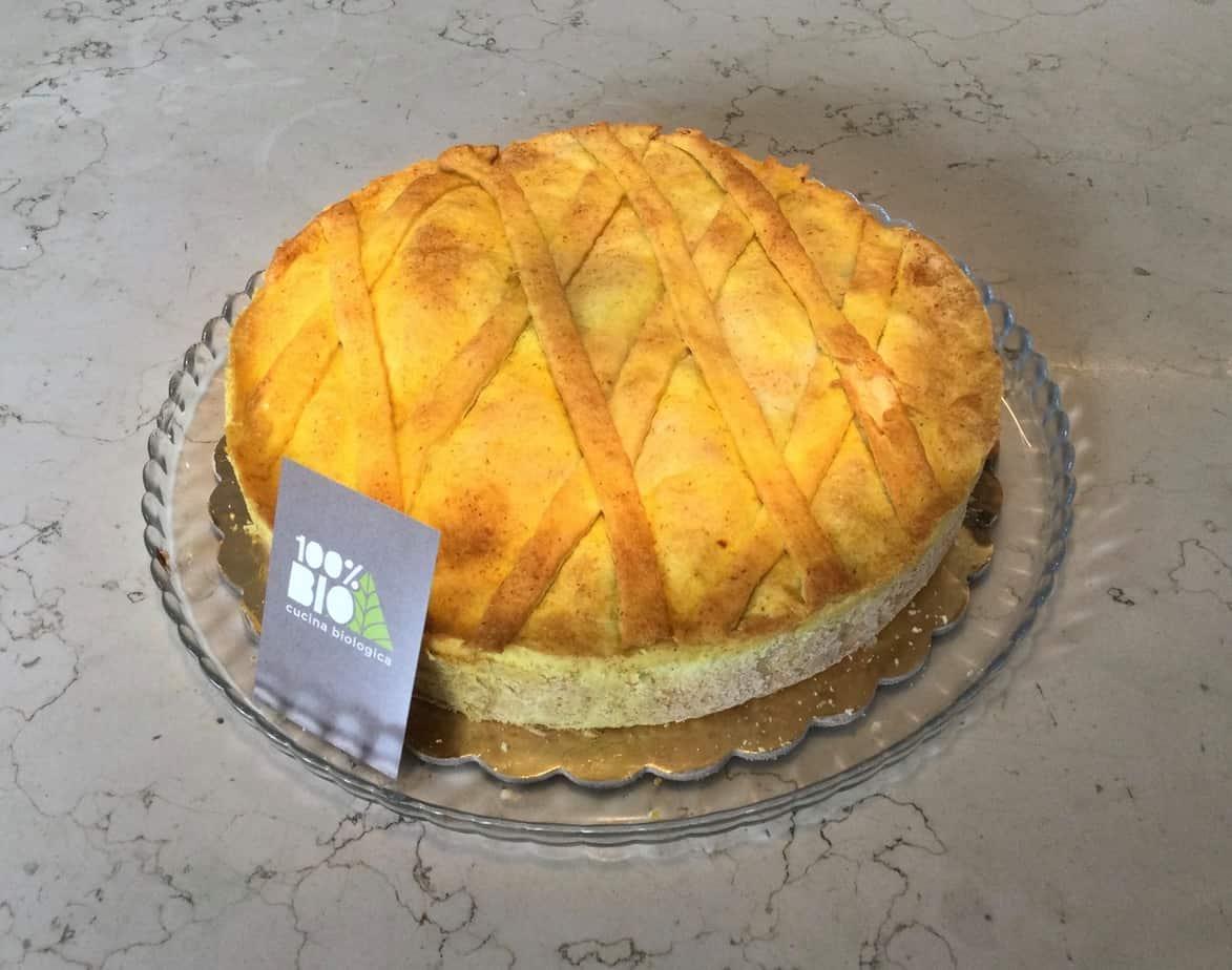 vegan italian cake