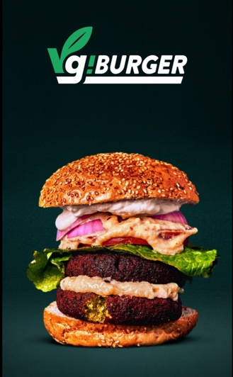 vegan burger in chile
